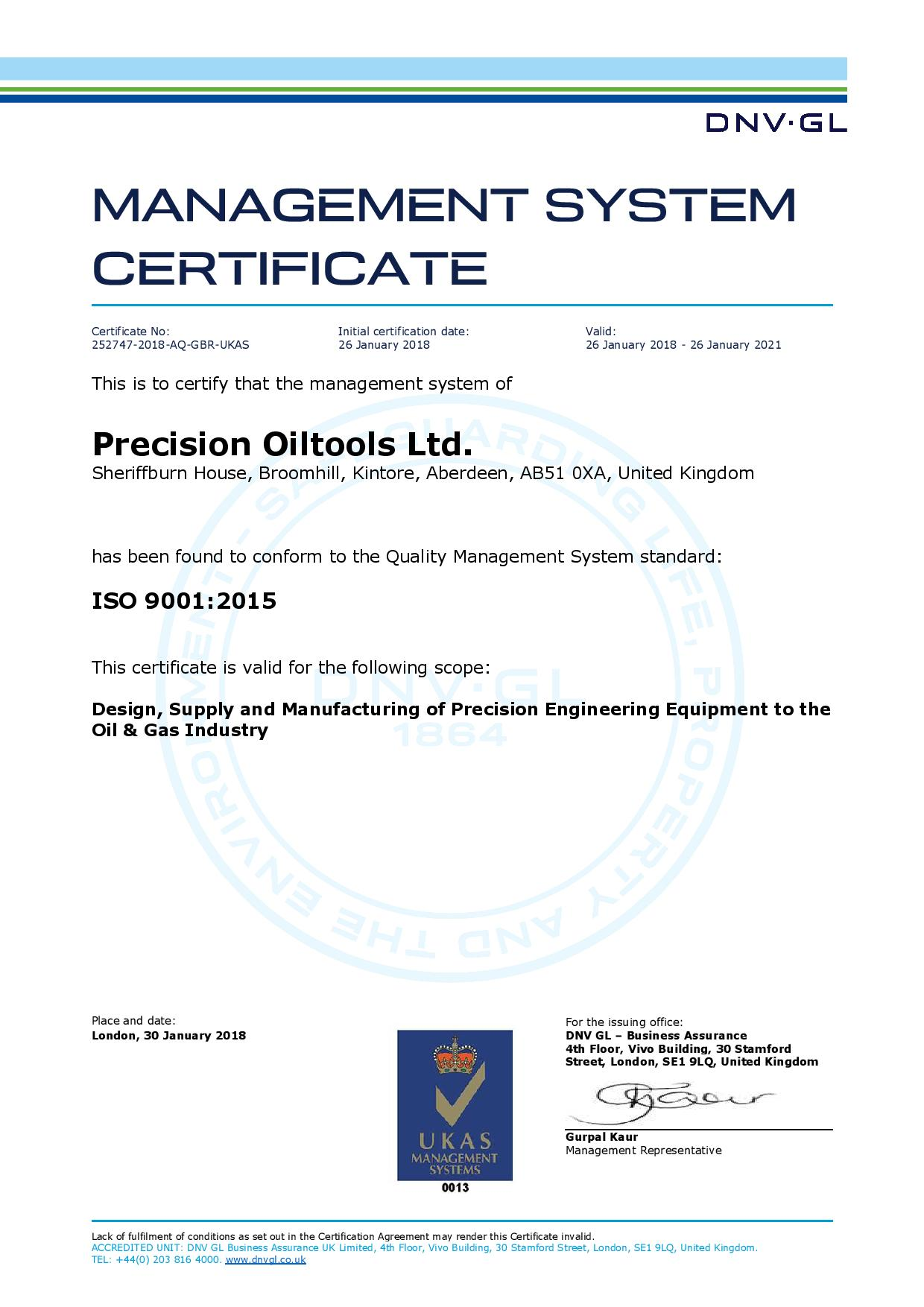 E-Word Cert_30_01_18_252747_9001_DNV GL Certificate-page-001